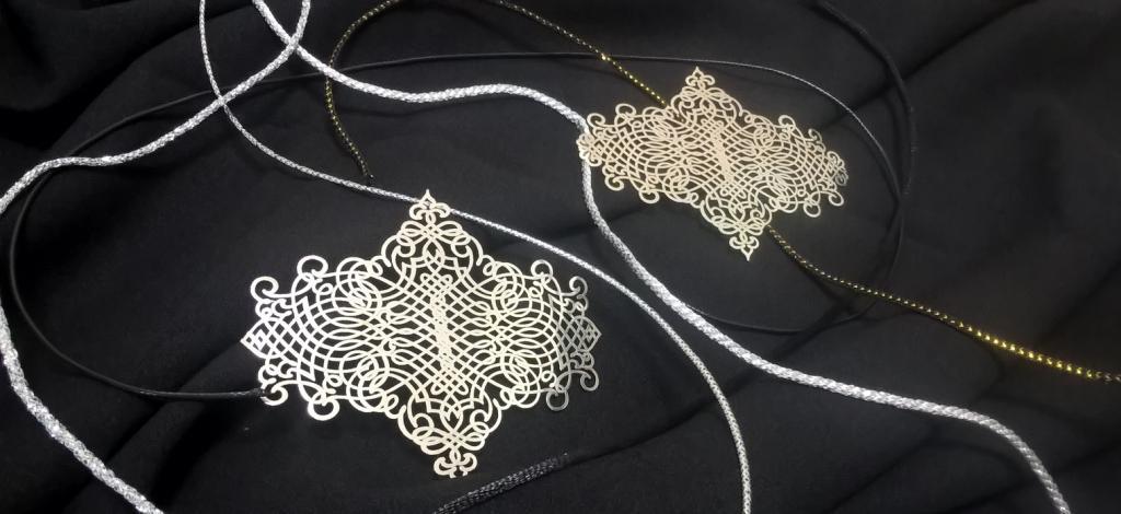 Технология создания ювелирных украшений из серебра FunChrome 2D Plating