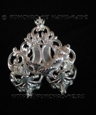 Домашнее серебрение ювелирных изделий