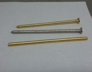 Иммерсионное золочение никелированных металлических изделий по технологии FunChrome Gold Immersion